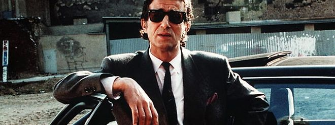 Rolf Zacher hatte ein bekanntes Gesicht, er war ein Schauspieler, der von den Leuten auf der Straße angequatscht wurde.