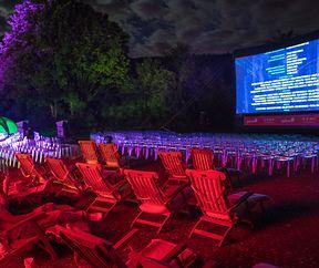 Kino unter den Sternen- Open Air Cinema 2017