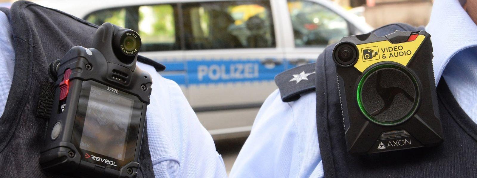 Dans le land allemand de la Sarre, les caméras piétons servent avant tout à dissuader, estime un représentant syndical.
