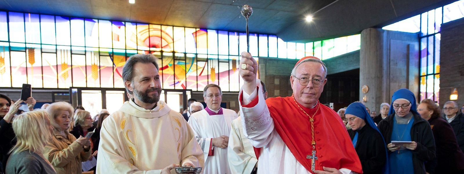 Jean-Claude Hollerich est nommé pour cinq ans au Conseil pontifical de la culture