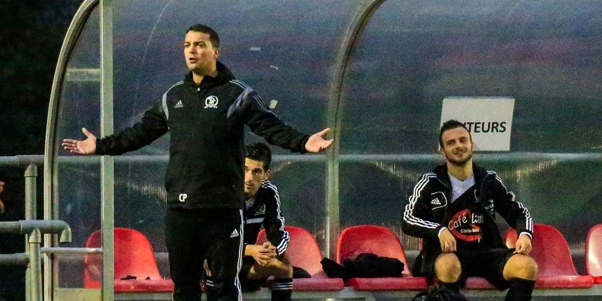 Carlos Pereira est à la tête de Gilsdorf depuis la saison 2011-2012.