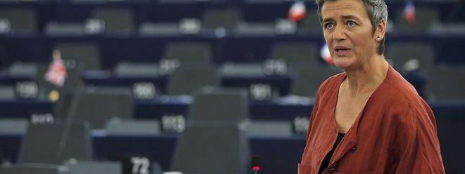 A comissária da Concorrência, Margrethe Vestager, está a investigar os benefícios fiscais concedidos pelo Luxemburgo a empresas do grupo ENGIE