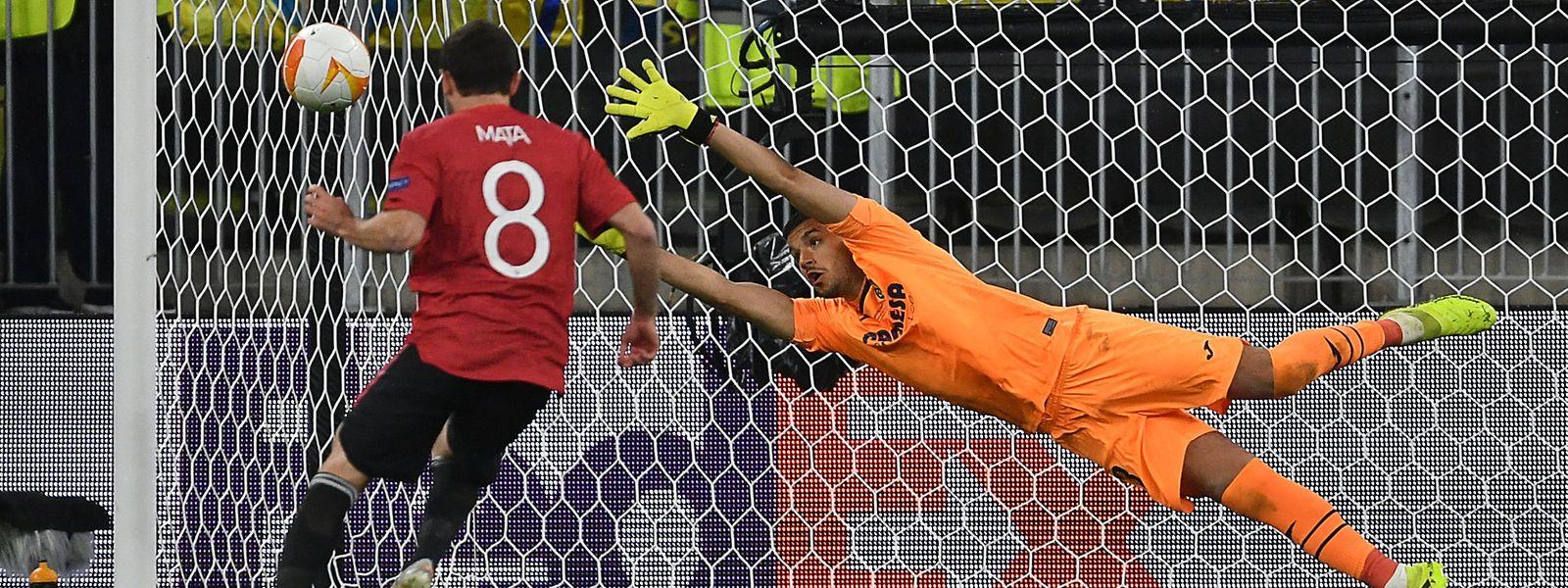 Il aura fallu vingt-et-un tirs au but pour qu'enfin les deux équipes se départagent. Avantage aux Espagnols face aux Britanniques.