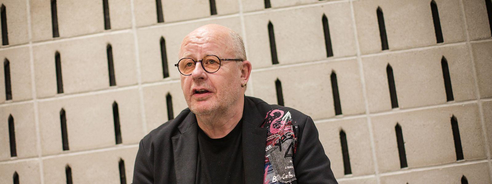 Gast Waltzing gibt seit 1982 Trompetenkurse im hauptstädtischen Konservatorium.