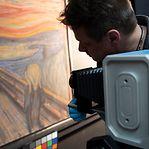 Resolvido o enigma da mensagem secreta no quadro 'O Grito', de Edvard Munch
