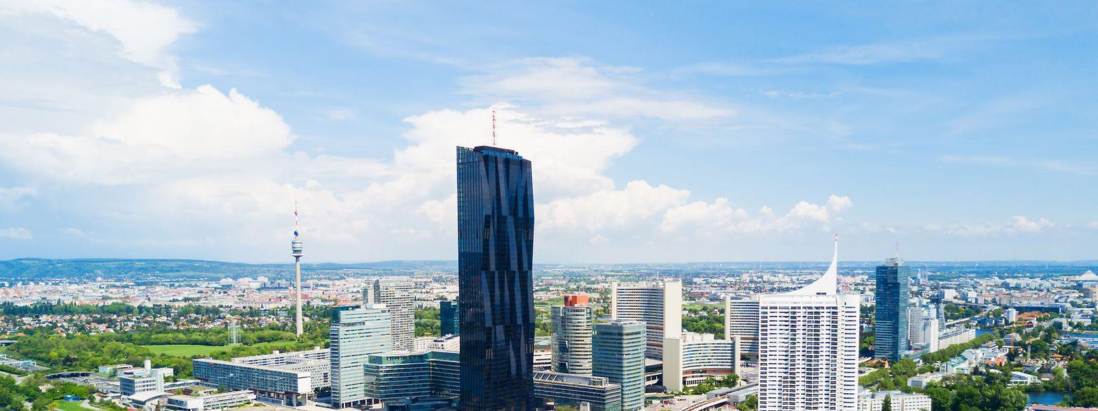 Modern und zugleich Anwohnerfreundlich. In der Donaustadt Wien wird seit 2010 das derzeit größte Stadtentwicklungsprojekt des Kontinents vorangetrieben.