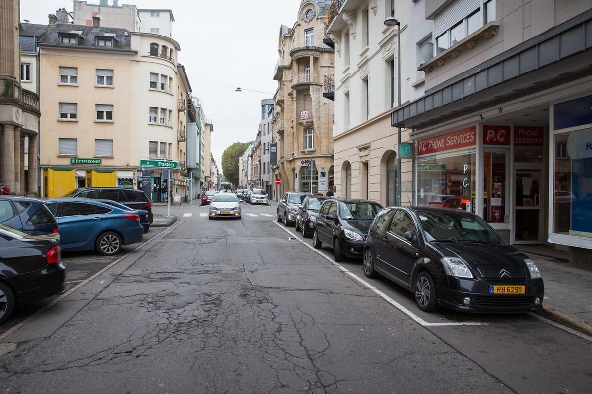 Nicht der Belag, sondern auch die unterirdischen Infrastrukturen sind in vielen Straßen in schlechtem Zustand.