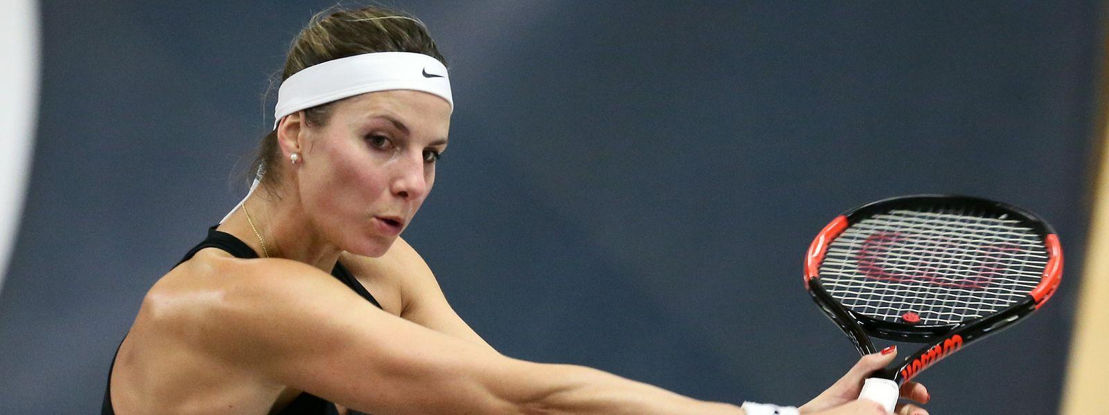 Mandy Minella steht aktuell auf Rang 103 der Weltrangliste.