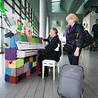 My urban piano 2016,ici: Aéroport Findel.Foto:Gerry Huberty