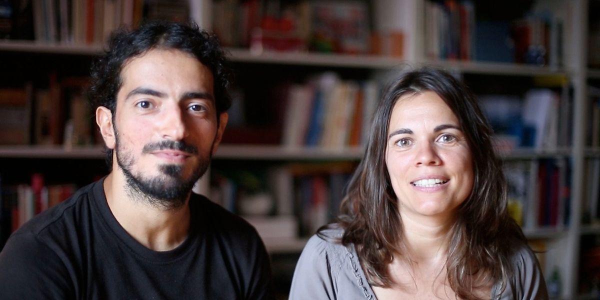 Jorge und Anabela Valente.