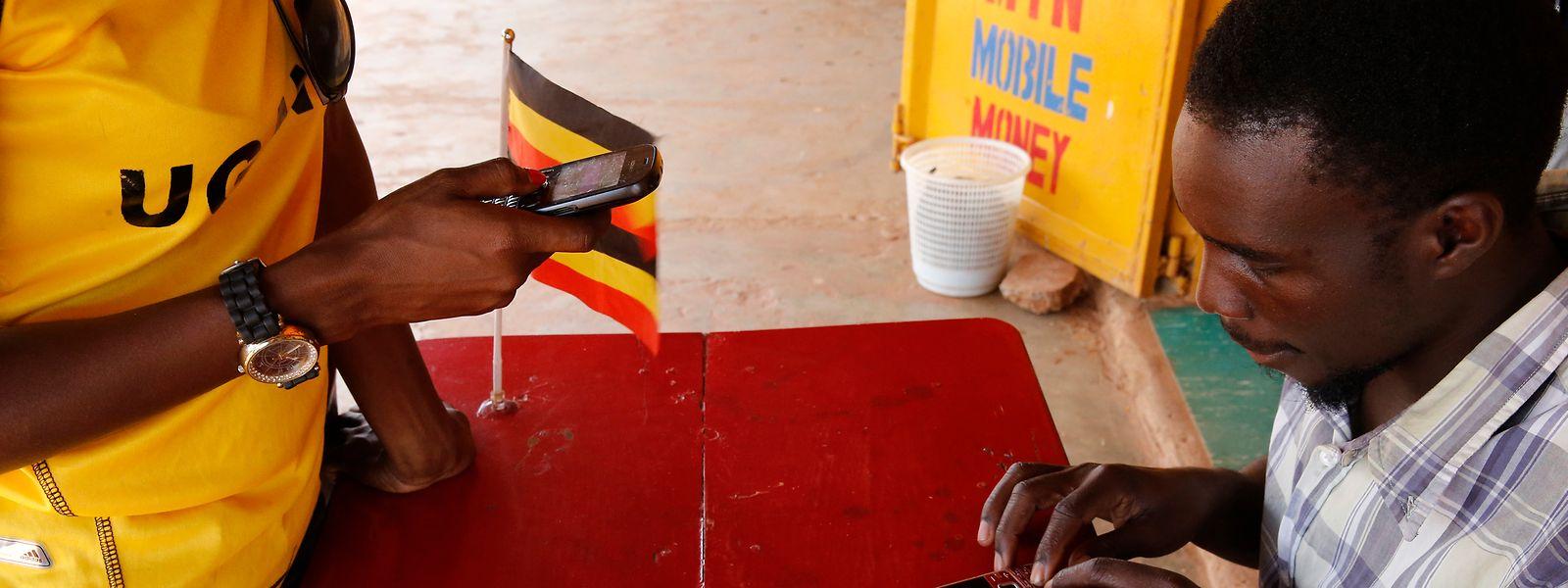 In Bezug auf mobiles Bezahlen ist Afrika dem Westen um Jahre voraus.