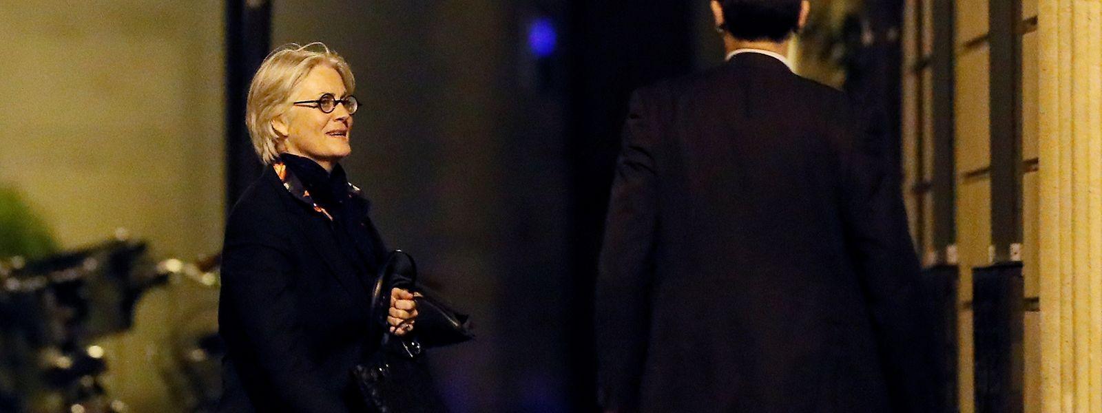 Penelope Fillon wird unter anderem der Beihilfe zur Hinterziehung von Staatsgeldern verdächtigt.