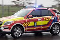 Das vierte SAMU-Fahrzeug wird vorläufig in der CGDIS-Zentrale in Hesperingen stationiert.