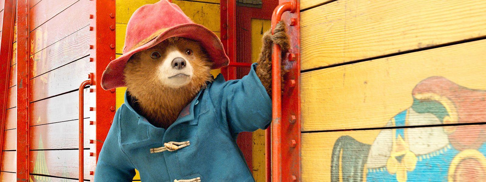 Neste Natal veja um filme com um urso em vez de um com renas.