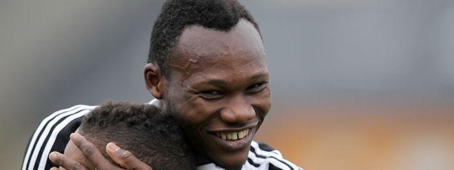 Désiré Segbé a retrouvé le sourire. Avec deux buts et une passe décisive, il y a de quoi.
