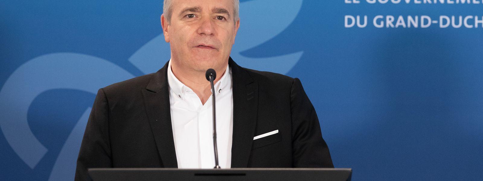 Dan Kersch, ministro dos Desportos luxemburguês, avançou esta quinta-feira, em conferência de imprensa, novas medidas para o Desporto.