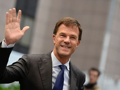 Current Prime Minister of The Netherlands, Mark Rutte