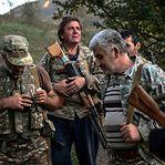 Nagorno-Karabakh. Arménia e Azerbaijão acusam-se mutuamente de violação de novo cessar-fogo