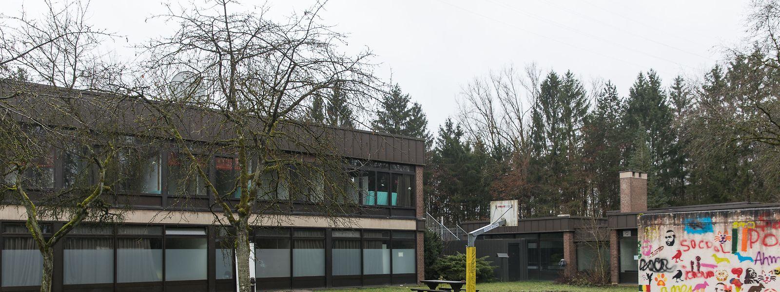 Im früheren Ediff-Gebäude in Monnerich, das seit Februar 2017 als Flüchtlingsunterkunft gedient hat, soll ab 2023 eine Grundschule der Internationalen Schule von Differdingen und Esch einziehen.