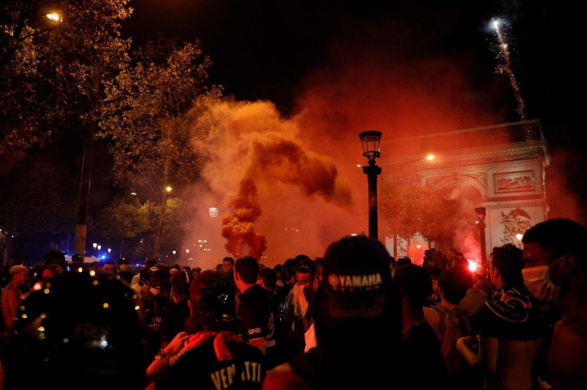 La finale sera retransmise sur les écrans géants du Parc des Princes devant 5.000 supporters, mais il n'y aura pas de «fan zones» dans la capitale française