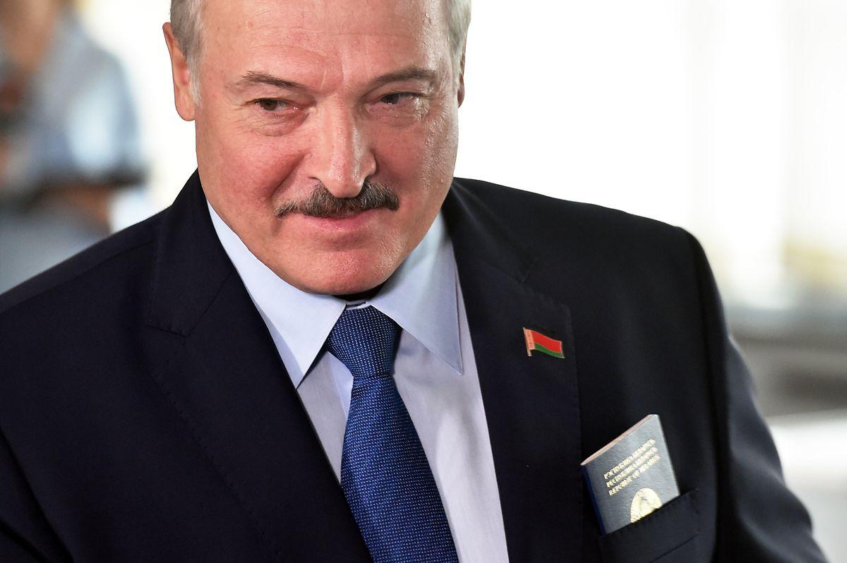Präsident Alexander Lukaschenko will seine Macht sichern.