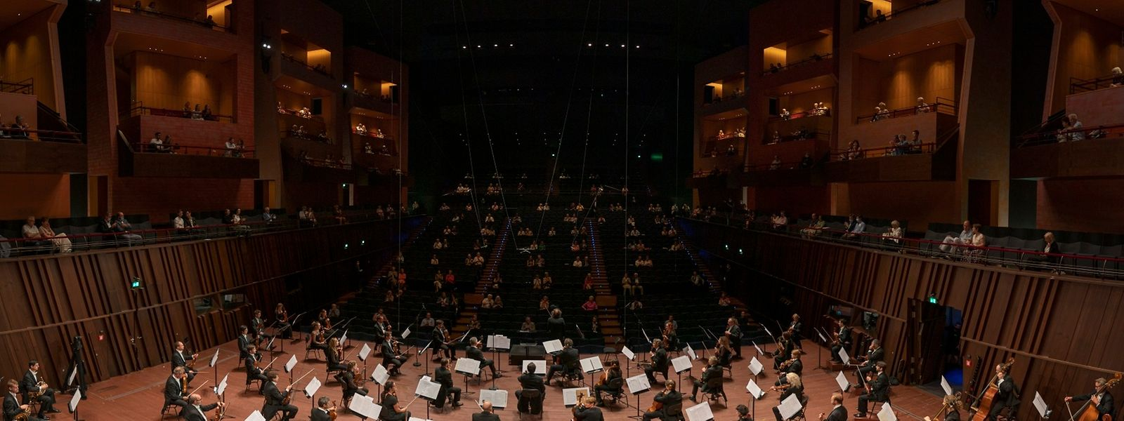 L'OPL a redonné un premier concert jeudi soir à la Philharmonie.