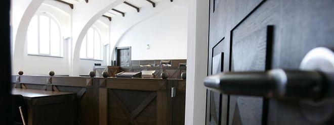 Das Gericht verurteilte den Aktivist Pierre Peters zu 30 Monaten auf Bewährung.