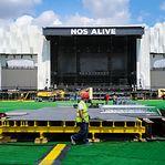 Portugal. Festival NOS Alive adiado para 2022