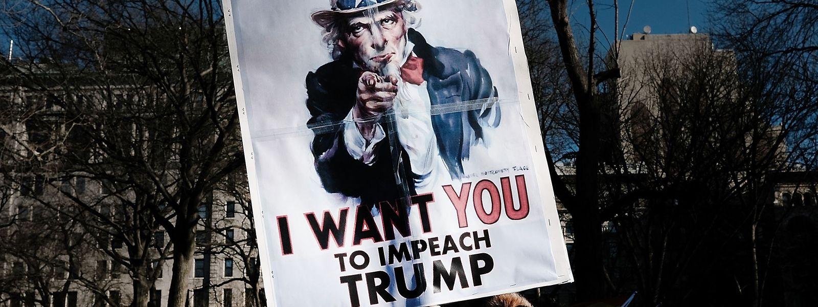 Die Proteste in den USA gewinnen an Gewicht.