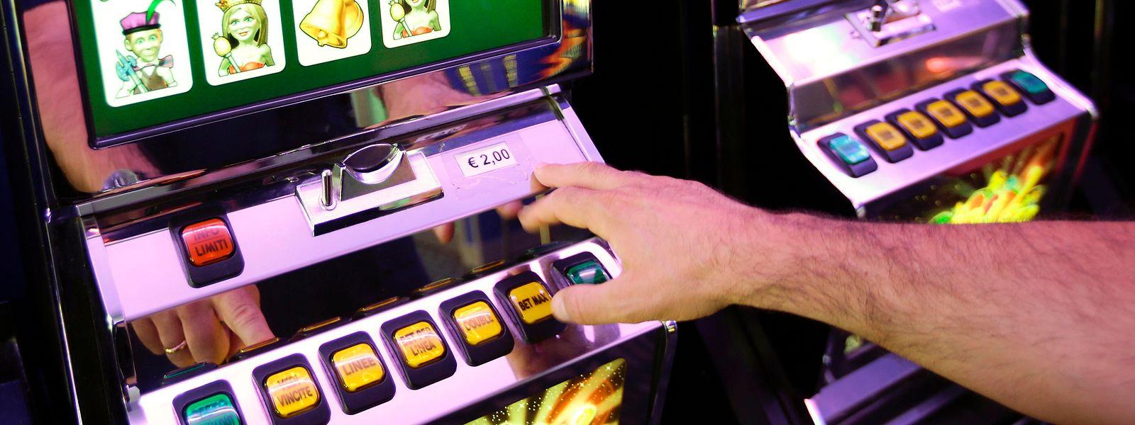 Chaque mois, le casino de Mondorf-les-Bains reverse environ 10 millions d'euros de jackpot.