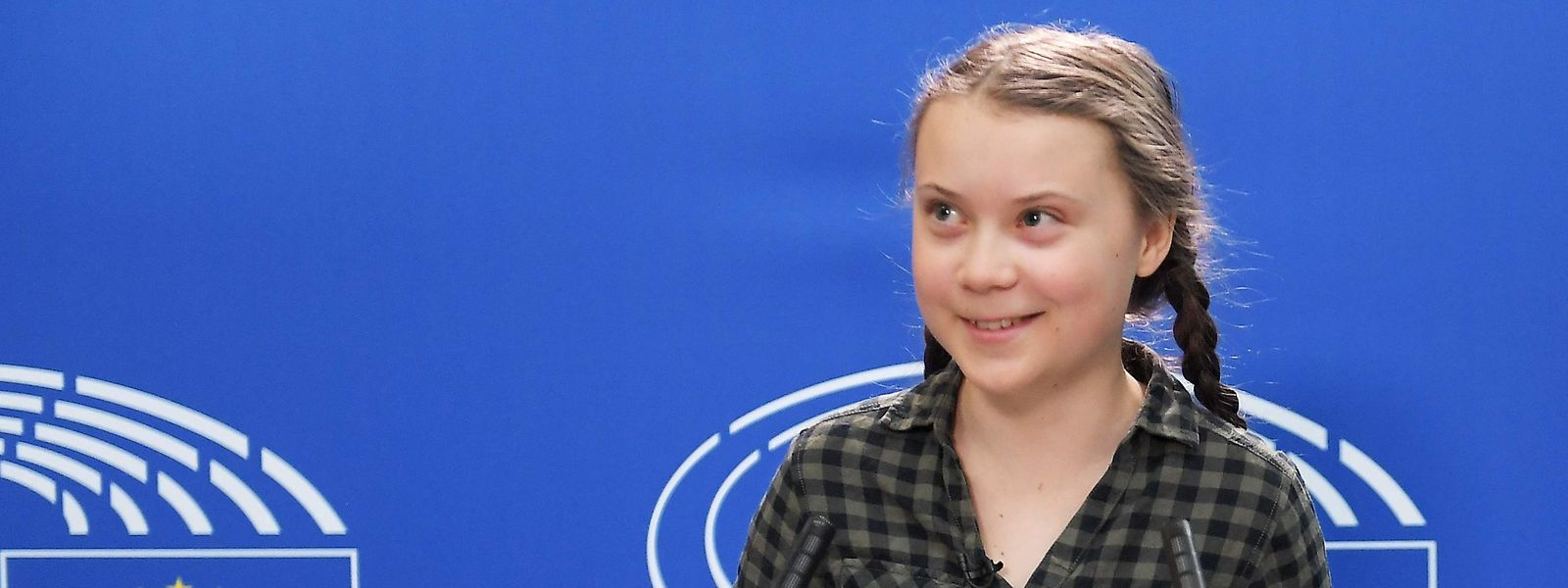 Greta Thunberg: «Nous avons encore une fenêtre ouverte pendant laquelle nous pouvons agir, mais elle ne va pas être ouverte longtemps, donc nous avons besoin de saisir cette opportunité pour faire quelque chose».
