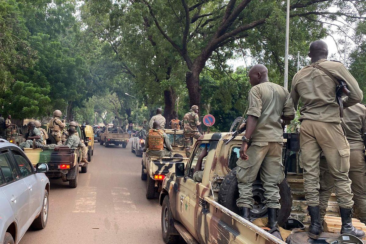 Le 19 août, une junte militaire a renversé le gouvernement du président Ibrahim Boubacar Keita, promettant la tenue prochaine de nouvelles élections.