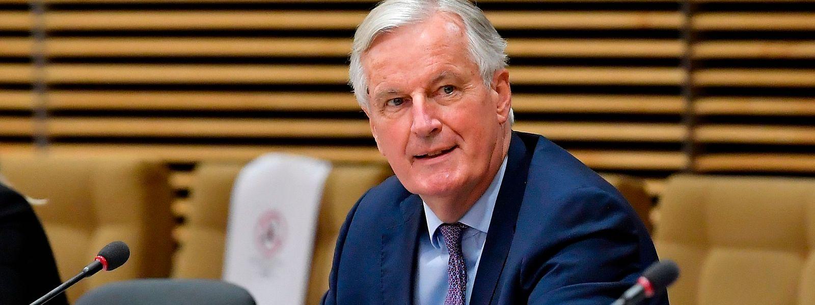 Michel Barnier, le négociateur européen, est à Londres ce lundi pour tenter d'aplanir de «sérieuses divergences».