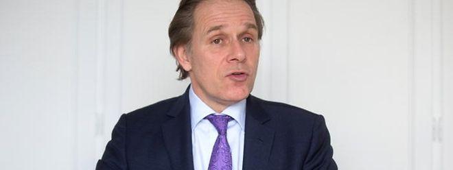"""François Prum macht als Vorsitzender des luxemburgischen """"Barreau"""" in Sachen Anwaltsgeheimnis keine Kompromisse."""