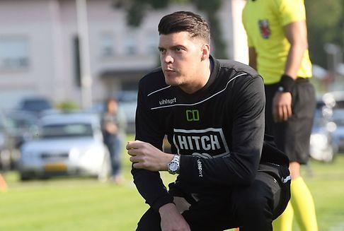 Christophe Diederich revient à Lorentzweiler