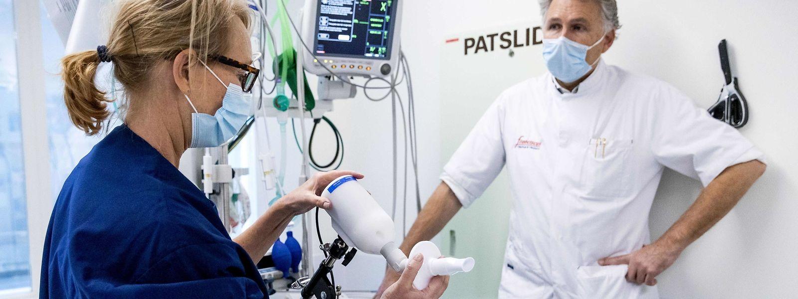 A ce jour, 78 patients covid (suspects et confirmés) sont actuellement hospitalisés au Luxembourg.