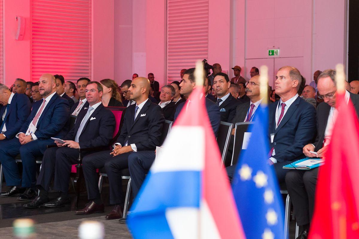 Luxemburgisch-Marokkanisches Wirtschaftsseminar.