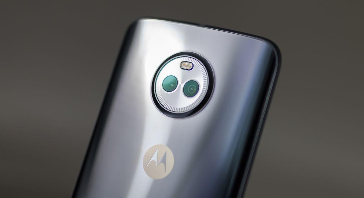 Das Moto X4 verfügt über eine Doppelkamera an der Rückseite. Sie unterstützt Funktionen wie Tiefenunschärfe oder Objekterkennung.