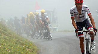 The 104th Tour de France cycling race.