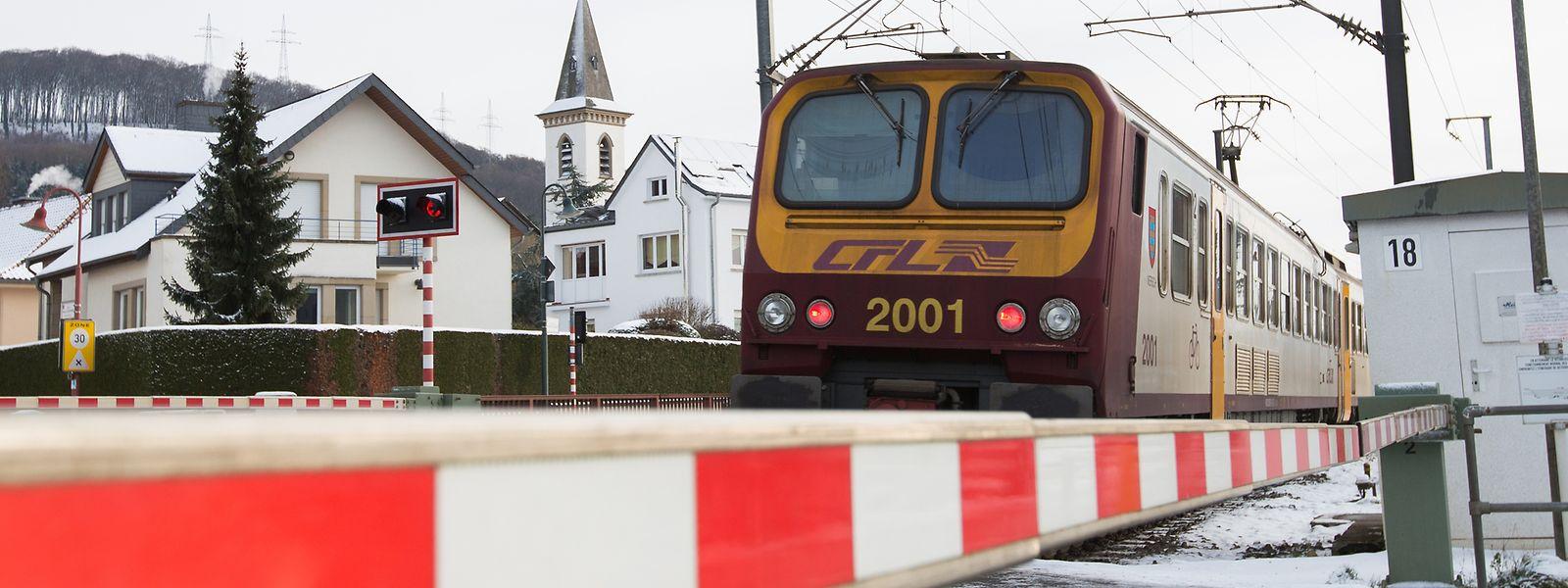 Seuls les passagers de la liaison Longwy-Luxembourg ne subiront pas de grève, aujourd'hui et tout le week-end.