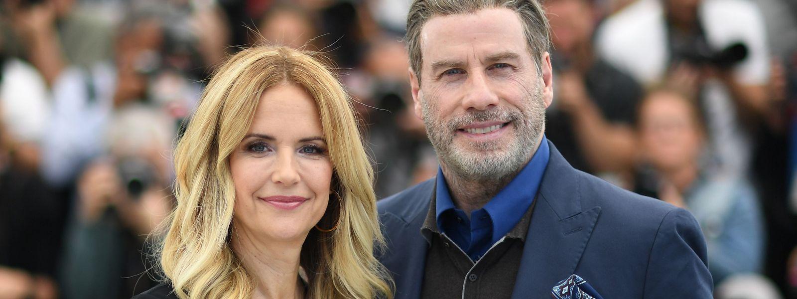 Prestion und Travolta waren fast 30 Jahre ein Paar.
