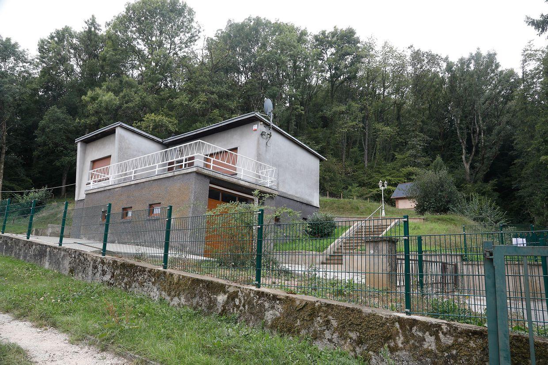 Casa herdada por Roberto Traversini.