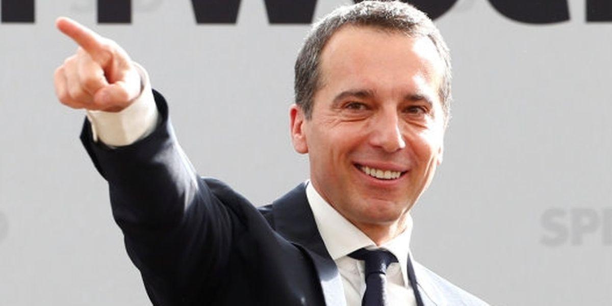 """Österreichs Regierungschef Christian Kern wirft Ankara vor, """"Menschenrechte und demokratische Grundrechte mit Füßen"""" zu treten."""