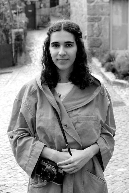 Melanie Pereira trocou Londres pelo Porto para tirar a licenciatura em cinema.