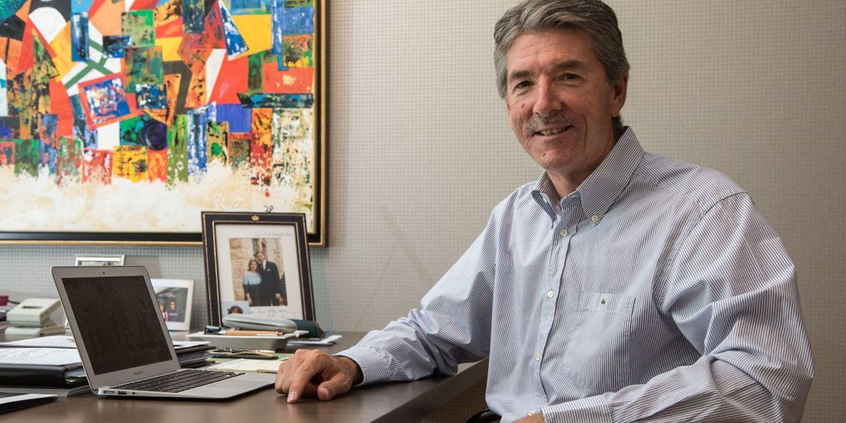 Der langjährige Direktor der UEL, Pierre Bley, engagiert sich ehrenamtlich.