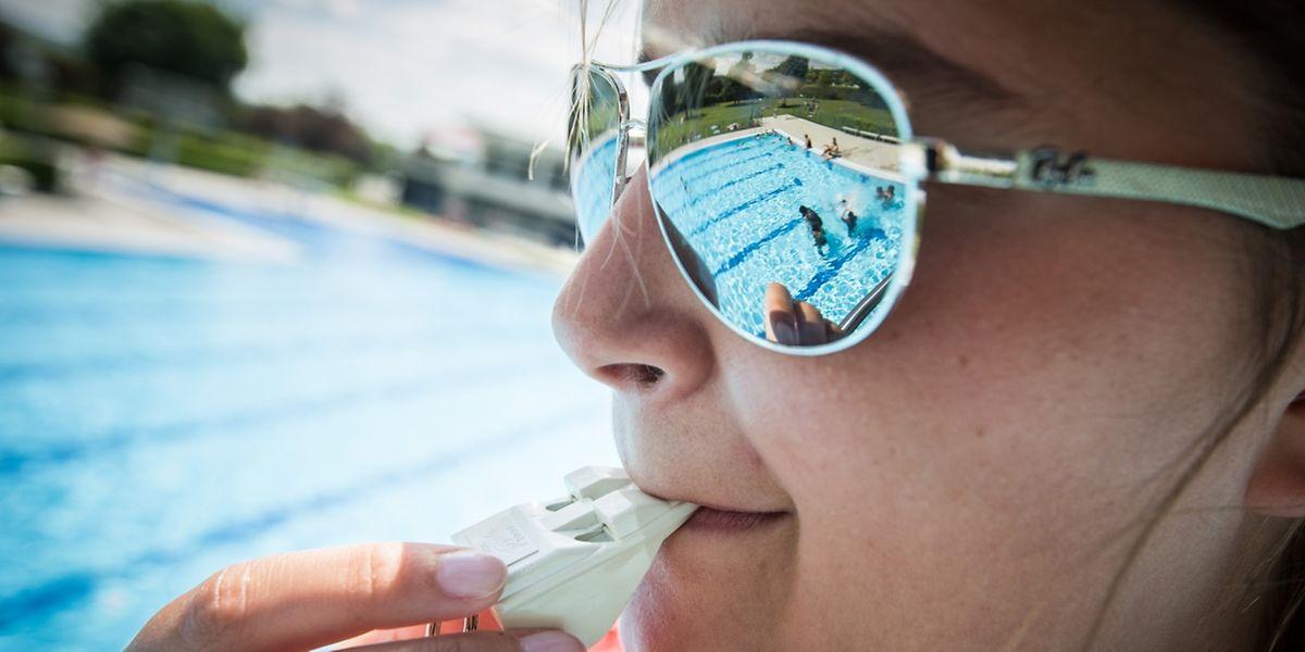 Alle Freibäder sind in Luxemburg von Schwimmmeistern überwacht. Schwimmen ist demnach in aller Sicherheit möglich.