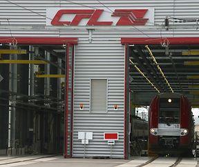 CFL 2218 à l'atelier de Howald