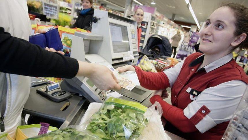 Die Lebenshaltungskosten in Luxemburg sind teurer als in anderen westeuropäischen Ländern.