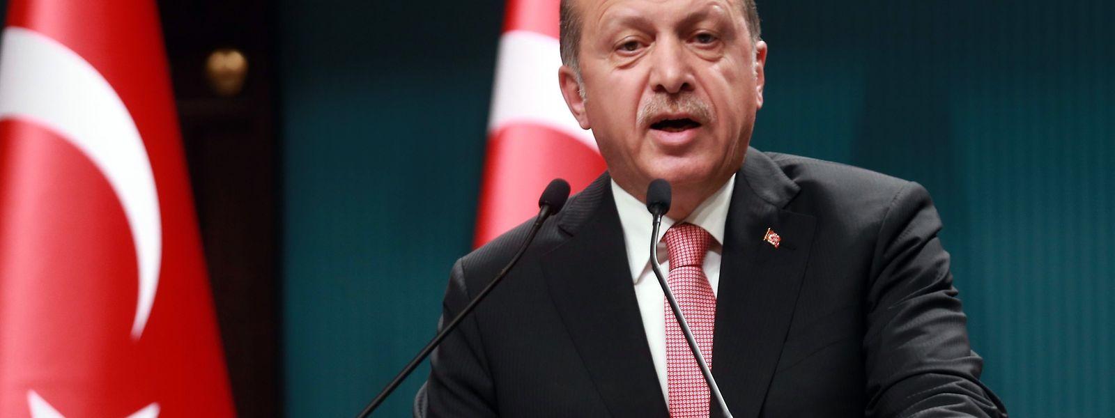 Erdogan verkündete Ausnahmezustand in der Nacht zum Donnerstag