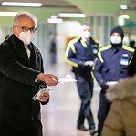 Vários países recomendam uso das máscaras FFP2